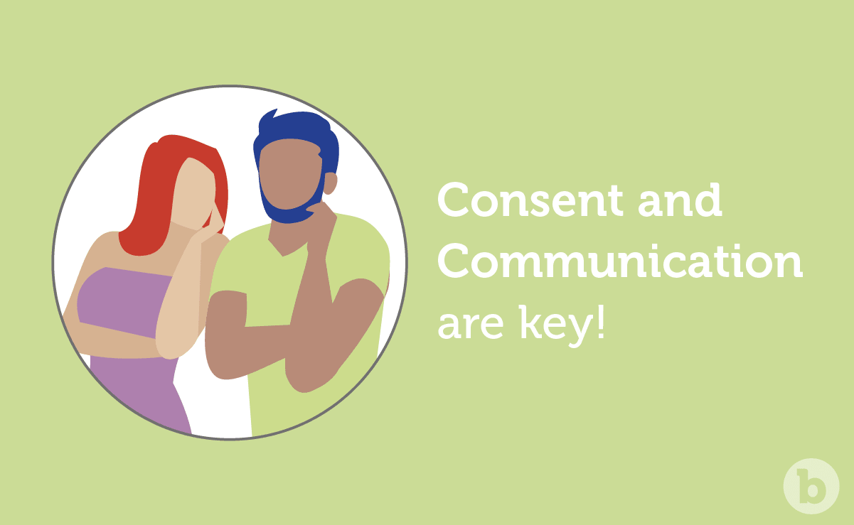 Consent and communication are vital when it comes to preparing for first time anal sex