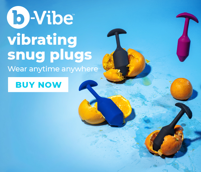 Browse the b-Vibe Vibrating Snug Plug Collection