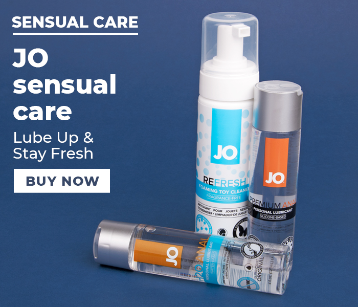 Browse the System Jo sensual care products