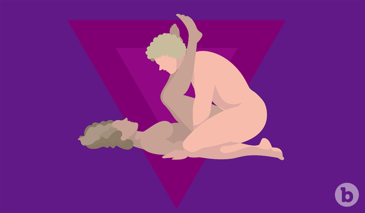 Sex positions for penetration