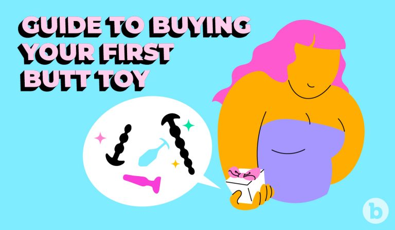 Sex educator Dirty Lola shares her best tips on buying your first butt toy