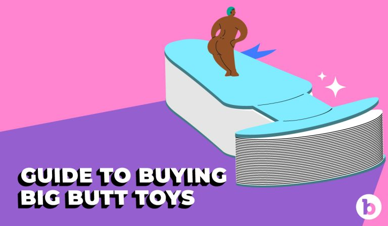 Dirty Lola shares her tips on buying and using a big butt toy