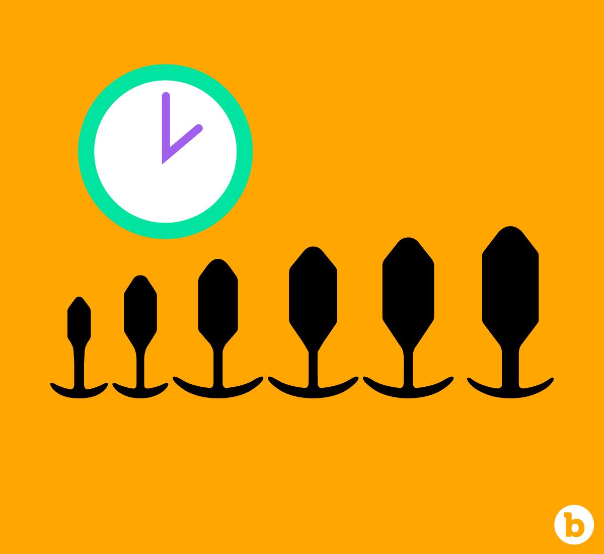 Snug Plugs provide a feeling of fullness for extender wear seekers
